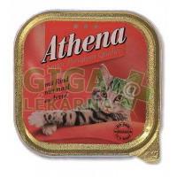 Athena cat van. paštika - hovězí maso 100g