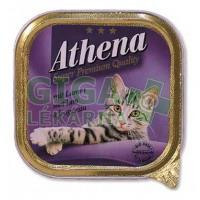 Athena cat van. paštika - jehněčí maso 100g