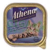 Athena cat van. paštika - mořská ryba, krab 100g