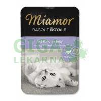 Miamor Ragout Kitten cat kaps. - hovězí 100g