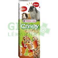 VL Crispy tyč králík, morče - ovoce 2ks, 110g