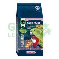 VL Orlux Gold Patte - vaječná směs, stř. a v. pap. 250g