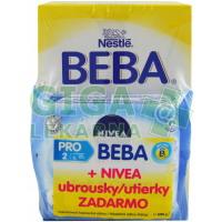 NESTLE Beba 2 PRO 600g + UBROUSKY zdarma