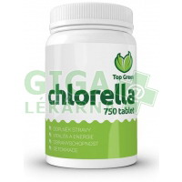 Top green Chlorella 750 tablet