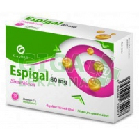 Espigal 80mg Galmed cps.50