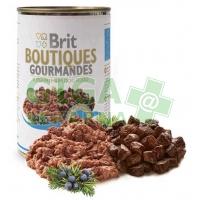 Brit Boutiques Gourm. konz. - Duck Bits&Paté 400g