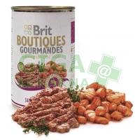 Brit Boutiques Gourm. konz. - Salmon Bits&Paté 400g