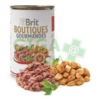 Brit Boutiques Gourm. konz. - Chicken Bits&Paté 400g