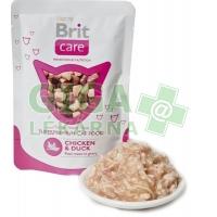 Brit Care Cat kaps. - Chicken & Duck 80g