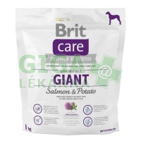 Brit Care Grain Free Dog Adult Giant S & P 1kg