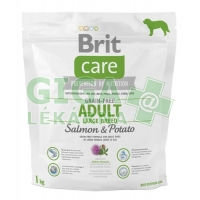 Brit Care Grain Free Dog Adult Large Breed S & P 1kg