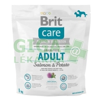 Brit Care Grain Free Dog Adult Salmon & Potato 1kg