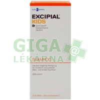 Excipial Kids šampon 200ml