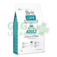 Brit Care Grain Free Dog Adult Salmon & Potato 3kg