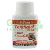 MedPharma Panthenol 40mg forte 37 tobolek