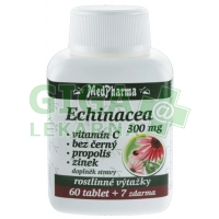 MedPharma Echinacea 300mg+Propolis 67 tablet