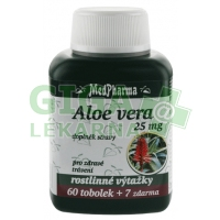 MedPharma Aloe Vera 67 tobolek
