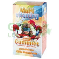MedPharma Gummies Multivitaminy+Omega3 60ks