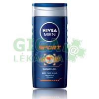 NIVEA Sprchový gel muži SPORT 250ml