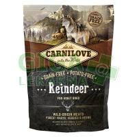 Carnilove Dog Adult Reindeer Grain Free 1,5kg