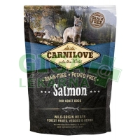 Carnilove Dog Adult Salmon Grain Free 1,5kg