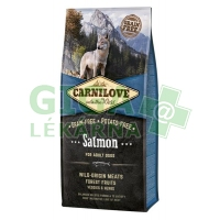 Carnilove Dog Adult Salmon Grain Free 12kg