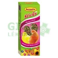 Avicentra tyč kanár - vitamin a med 2ks