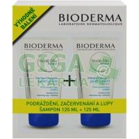 BIODERMA Nodé DS+ 125ml + 125ml Výhodná cena