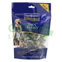 Fish4Dogs pamlsek - Sea Jerky Fish Bones 100g
