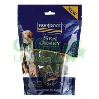 Fish4Dogs pamlsek - Sea Jerky Squares 100g