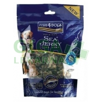 Fish4Dogs pamlsek - Sea Jerky Tiddlers 100g