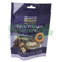 Fish4Dogs pamlsek - Sea Wraps Sweet Potato 100g