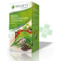 Megafyt Máta se zeleným čajem a guaranou 20x1.5g