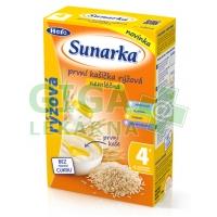 Sunarka první kašička rýžová nemléčná 180g