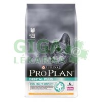 PRO PLAN Cat Dental Plus Chicken 1,5kg