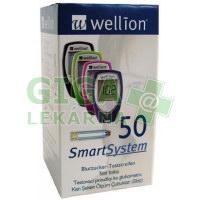 Proužky diagnostické WELLION 50ks
