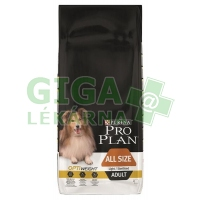 PRO PLAN Dog Adult ALL SIZE Light/Sterilised 14kg