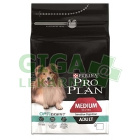 PRO PLAN Dog Adult Medium Sens.Digestion 1,5kg