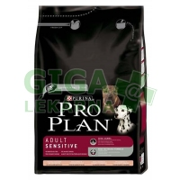PRO PLAN Dog Adult Sensitive S+R 3kg