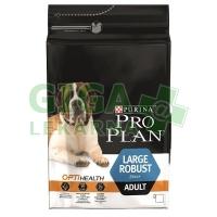 PRO PLAN Dog Adult Large Robust 3kg