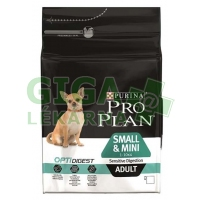 PRO PLAN Dog Adult Small&Mini Sens.Digestion 7kg