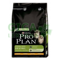 PRO PLAN Dog Adult Sterilised Original Ch+R 3kg