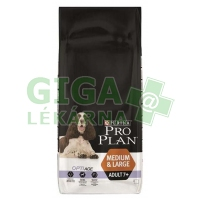 PRO PLAN Dog Adult Medium&Large 7+ 14kg