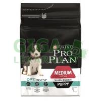 PRO PLAN Puppy Medium Sens.Digestion 3kg
