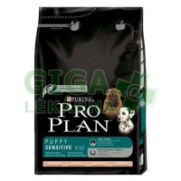 PRO PLAN Puppy Sensitive S+R 3kg