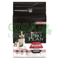 PRO PLAN Puppy Medium Sensitive Skin 1,5kg
