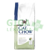Purina Cat Chow Special Care Sterilized krůta 15kg