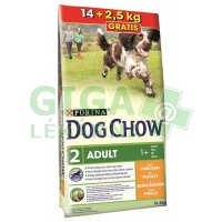 Purina Dog Chow Adult Chicken 14 + 2,5kg