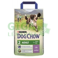 Purina Dog Chow Adult Lamb+Rice 2,5kg
