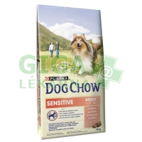 Purina Dog Chow Adult Sensitive - Salmon+Rice 14kg